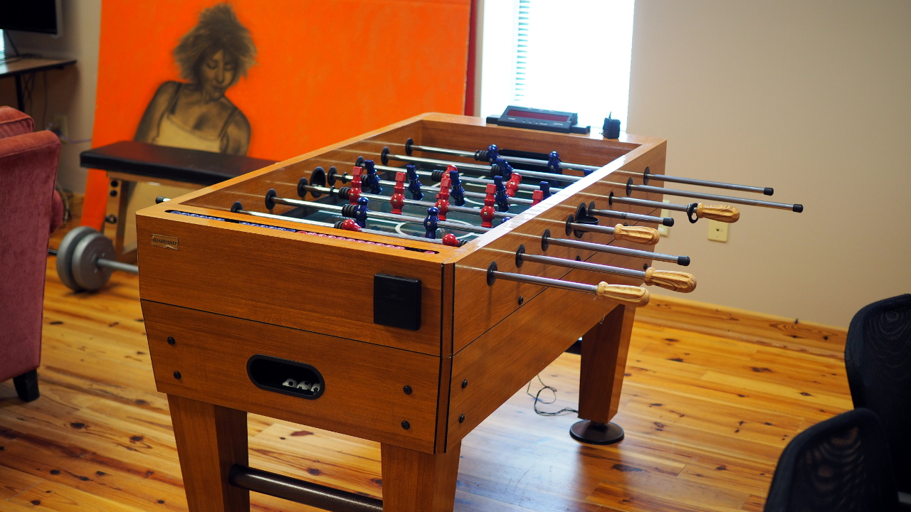 Foosball Table For Sale Garlando Coperto Coin Op Foosball